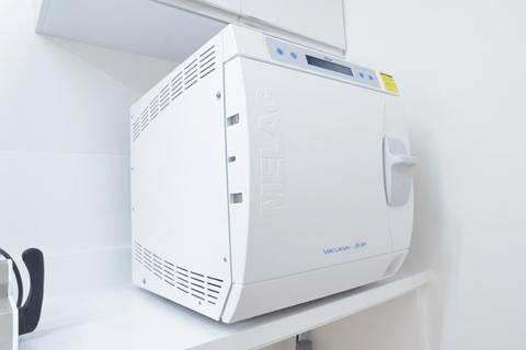 メラグ 高圧蒸気滅菌器